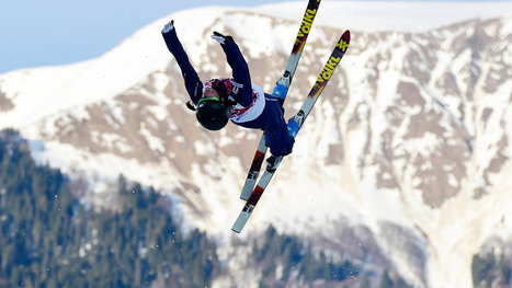 Olympians Use Imagery as Mental Training | physical education | Scoop.it