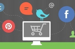 The Rise Of Social Commerce [INFOGRAPHIC] - AllTwitter | Social network on business communication | Scoop.it