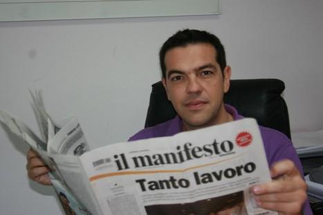 Con Tsipras contro l'«Europa reale» | PaginaUno - Società | Scoop.it