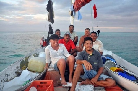 Fishing in a sea of climate change in Belize | Journey Through Geography | Scoop.it