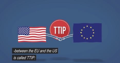 Le traité transatlantique expliqué par les lobbyistes, c'est lol ! | Stopper TAFTA | Scoop.it