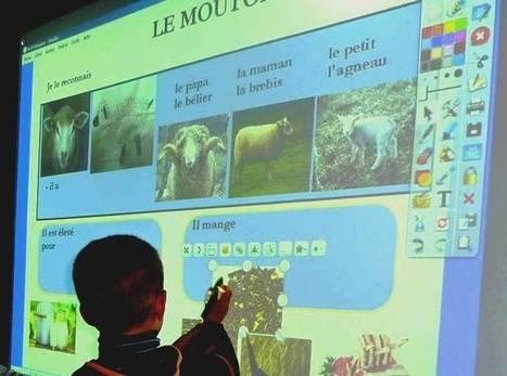 le site Maternelle 88 - Usages du numérique - Apprendre avec les outils numériques   Veille pédagogique de l'Atelier Canopé du Cher   Scoop.it