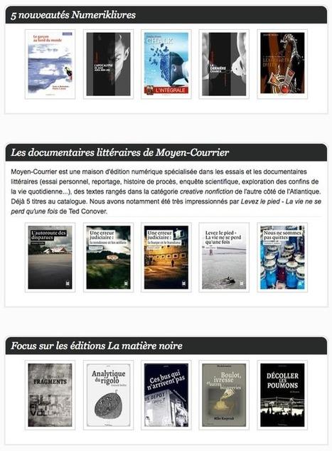 ePagine soutient la création numérique | Blog.ePagine | Livres et lectures numériques | Scoop.it