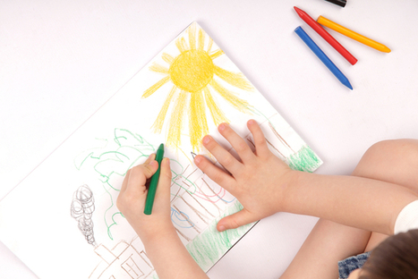The disappearance of children's drawings - The Conversation | 21C Learning Skills in Elementary Classrooms | Scoop.it