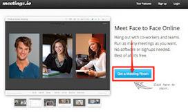 Nik's QuickShout: Create Quick Video Conferencing Rooms   Edtech PK-12   Scoop.it