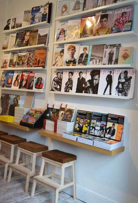 Ideas on Paper opens in Nottingham - STACK magazines | Fashion | Scoop.it
