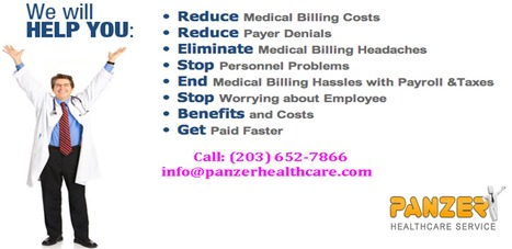 Don't Worry...! Panzer Healthcare Helps you... | Medical Billing & Coding | Scoop.it