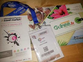 KANYA VOYAGE: IFTM Top Resa, le salon professionnel du tourisme et des voyages | TOURISME GUINEE | Scoop.it