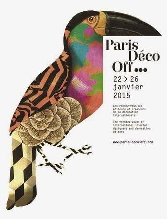 Paris Déco Off du 22 au 26 janvier 2015 : | L'agenda Déco - architecture | Scoop.it
