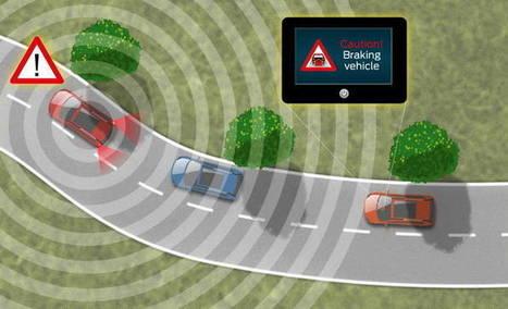 La comunicación entre vehículos pronto podría ser obligatoria en EE.UU. | Tendencias tecnológicas | Scoop.it