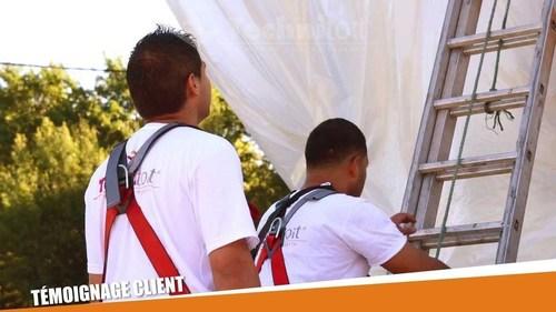 [vidéo] Témoignage d'un client Technitoit de Saint-Lô pour une rénovation de toiture