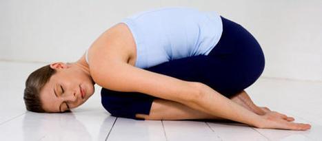 Bien s'étirer - Exercices d'étirements faciles - Postures d'étirement des épaules et du dos | Massage-Bien-Être | Scoop.it