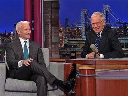 David Letterman - Anderson Cooper on Toronto Mayor | Rob Ford admits | Scoop.it