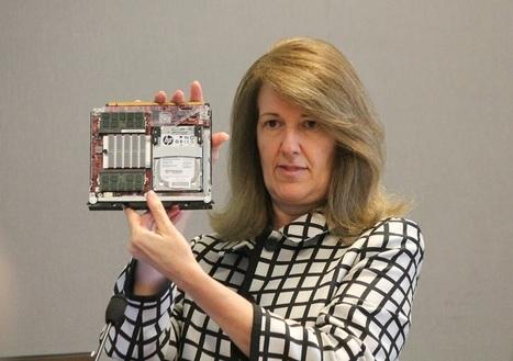 Why Did The IBM VP Board HP's Moonshot? | HP Moonshot | Scoop.it