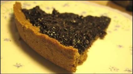 Pasta frolla veloce: con la farina di castagne e di riso. E una torta senza dolcificanti. Dolcissima! | Alimentazione Naturale Vegetariana | Scoop.it