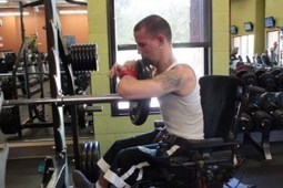 Inspiring Man With Cerebral Palsy Works Out Like a Champ - TheFW | United Cerebral Palsy of Greater Cincinnati | Scoop.it