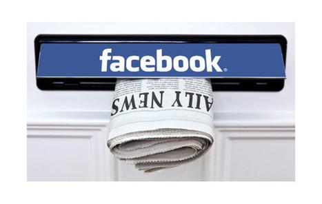 Facebook, la fin de la presse en ligne ? | CultureRP | Scoop.it