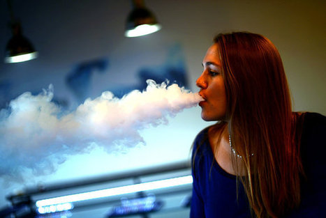 Addiction Inbox: The Escalating Debate Over E-Cigs (Older Article Worth Seeing) | VapeHalla! | Scoop.it
