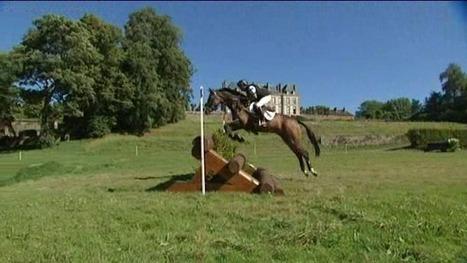 Equitation: concours complet au Haras du Pin - France 3 Basse-Normandie | Cheval et sport | Scoop.it