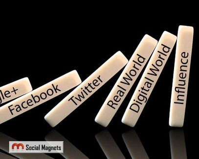 How Social Media Influences People - Infographic | Social Magnets | Inspiring Social Media | Scoop.it