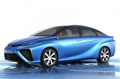 Toyota confirms fuel cell launch for 2015 | Autocar | Transportation Station | Scoop.it
