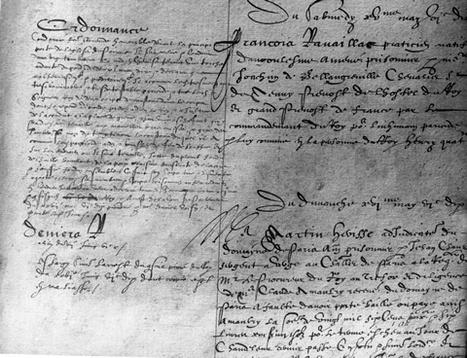 Paris: les perles des archives de la Préfecture de Police | Histoire & Cie | Scoop.it