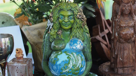 How Worshipping A 'Mother Goddess' Can Disempower Women - The Establishment | World Spirituality and Religion | Scoop.it