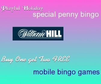 Play Penny Bingo Sundays at William Hill Bingo This January   UK Bingo Place   Scoop.it