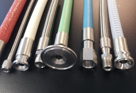 8 Reasons Braided PTFE Hose is Today's Wonder Material | Manufacturing | Scoop.it