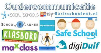 WitBlauw - Basisonderwijs en ICT: Overzicht van 10 systemen voor oudercommunicatie | learn and teach | Scoop.it