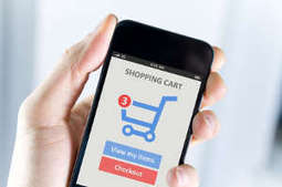 M-commerce: 29% des e-shop français sont absents du secteur mobile | Digital & eCommerce | Scoop.it