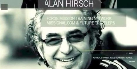 What Is the Content of Discipleship – Alan Hirsch | Verge Network | missional | Scoop.it