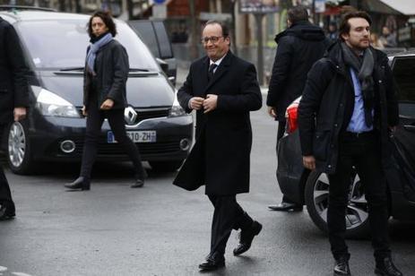 François Hollande désigné «homme d'Etat mondial» de l'année | Histoire de la Fin de la Croissance | Scoop.it
