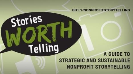 Storytelling Resources | Meyer Foundation | internet marketing stuff | Scoop.it