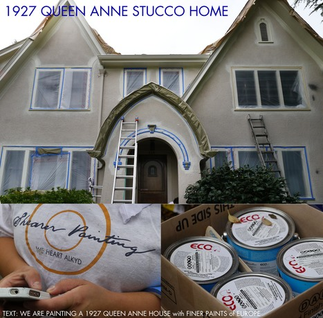 Stucco Repairs - House Painting Guide   Start to Build Your Hope for Your Dream House   Scoop.it