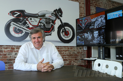 Interview: Miguel Galuzzi, Motorcycle Designer | Ductalk Ducati News | Scoop.it