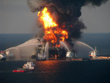 Three years after BP oil spill, active clean-up ends in three states - CBS News | Oil & Gas Sector | Scoop.it