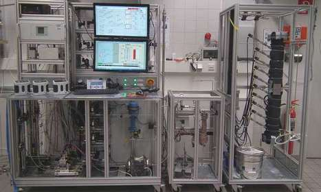 Hydrogen makes the natural gas network greener   Geology   Scoop.it