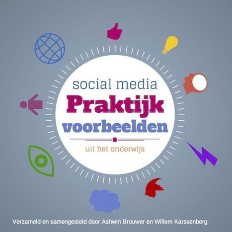 boekje - Social media in het mbo   Tips: Onderwijs en ICT   Scoop.it