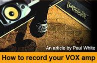 VOX | Discussion Forums | Vox Amplification | Scoop.it