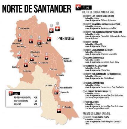 Rebelion. El Ejército de Liberación Nacional de Colombia, E.L.N, esperanza de un pueblo | militancia ecologica | Scoop.it
