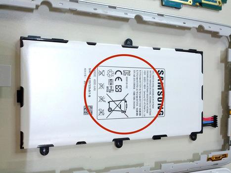 Samsung Galaxy Tab 3 7.0 3G Teardown | Geek Gurl Grinds | Scoop.it