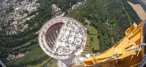 Allemagne: une tour de 246 mètres pour tester l'ascenseur qui lévite | Dans l'actu | Doc' ESTP | Scoop.it