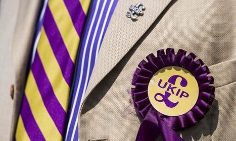 Ukip media chief admits general election goal requires broader ... | Extrême droite en Europe | Scoop.it