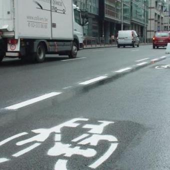 Automobilistes, attention: la loi sur les rues cyclables est entrée en vigueur ce jeudi | Belgitude | Scoop.it