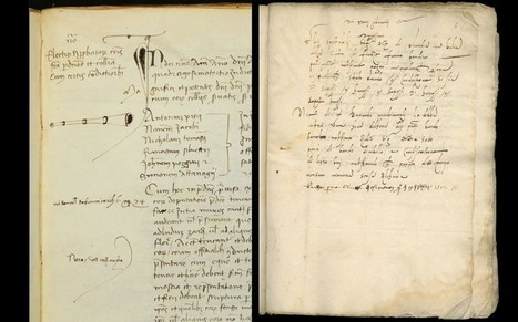 Briton finds 500-year-old arrest warrant for Machiavelli | Archivance - Miscellanées | Scoop.it