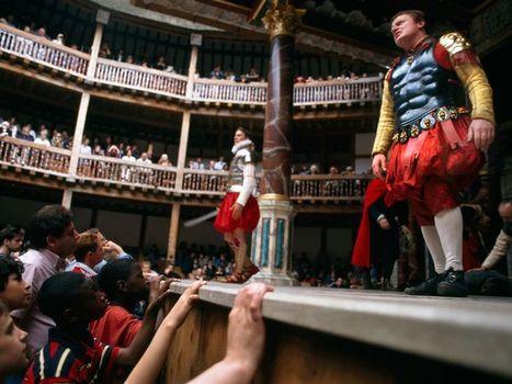 Julius Caesar | William Shakespeare and the Globe Theater | Scoop.it