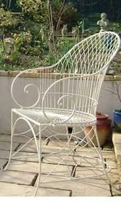 Wrought Iron Patio Garden Furniture   GARDEN ARBOUR   Scoop.it