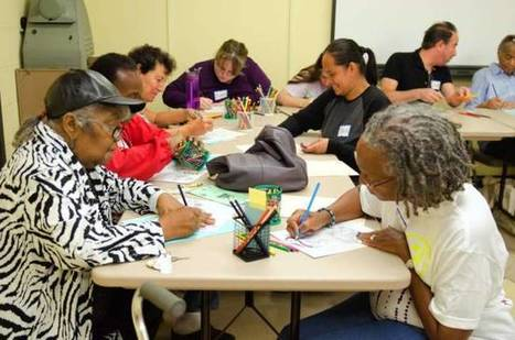 Adult coloring programs gaining in popularity in North Jersey - At the Library - NorthJersey.com   Librarysoul   Scoop.it