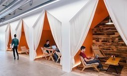 Nap pods and rooftop parks: how Silicon Valley is reinventing the office | Managing Technology and Talent for Learning & Innovation | Scoop.it